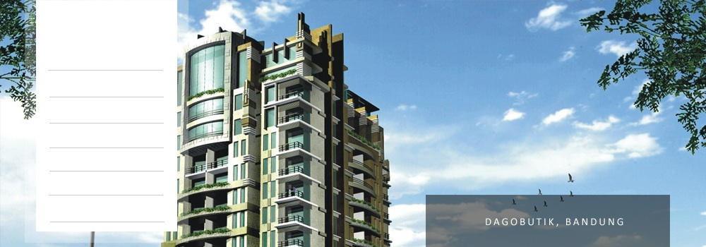 Dago Butik Apartment - Istana Group